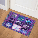 Unicorn TVH16101244 Door Mat