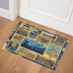 Vincent Van Gogh Paintings ABC24105440 Door Mat