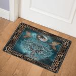Viking Compass Yggdrasil ABC24106835 Door Mat