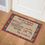 WIFE DHC2011522VT Door Mat