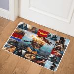 Wonder Woman LB0410606Q Door Mat
