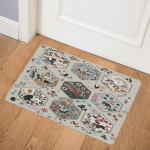 Woodland Whimsy CLA2011941Q Door Mat