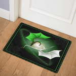 Green Dragon And White Dragon NC0909409CL Door Mat