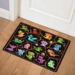 Baby Dragons CL2100043MDQ Door Mat