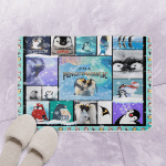 Penguins Youre Super Cool Dhc04011062Dd Bath Mat