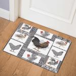 Chicken CSB0710236Q Door Mat