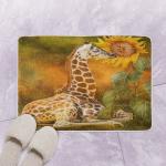 Giraffe DTC1012404 Sherpa Fleece Bath Mat