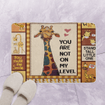 Giraffe mcc783922 Bath Mat