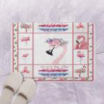 Flamingo CL Bath Mat