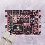 Flamingo Grammingo CL Bath Mat