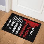 American Viking Axe Door Mat