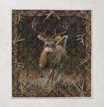 Hunting Deer Quilt Blanket 071