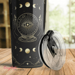 Wicca - Tarot Crystal Ball Tumbler