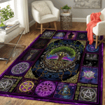 Wicca Tree Of Life W01  Area Rug