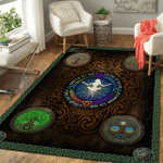 Wicca Four Elements W05 Area Rug