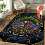 Wicca Tree Of life W06 Area Rug