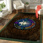 Wicca Four Elements W019  Area Rug