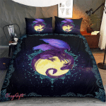 Wicca - Dragon Of The Moon Bedding Set 068
