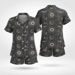 Wicca Magic Short Sleeves Pyjama 08
