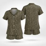 Wicca Magic Short Sleeves Pyjama 04