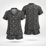 Wicca Magic Short Sleeves Pyjama 20