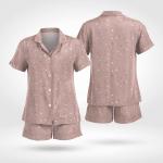 Wicca Magic Short Sleeves Pyjama 03