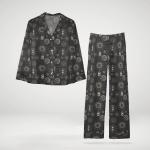 Wicca Magic Long Sleeves Pyjama 20