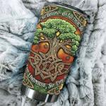 Wicca Tree of Life W018 Tumbler
