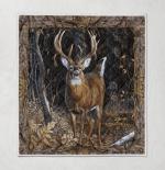 Beautiful Deer 343 Quilt Blanket