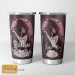 Personalized name Wicca Beltane Witch's Night Shining Tumbler 20oz