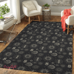 Wicca Magic And Space W049 Area Rug Area Rug