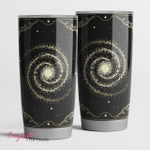 Wicca - Tarot Milky Way Tumbler