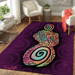 Wicca Forever Loved W064 Area Rug