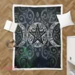 Wicca Triple Goddess 394  Shepra Blanket