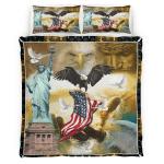 God Bless America 393 Bedding set