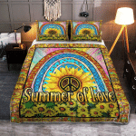 Hippe – Summer of Love 415 Quilt Bed Set