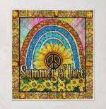 Hippe – Summer of Love 415 Quilt Blanket