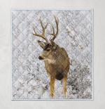 Deer Hunting 418 Quilt Blanket