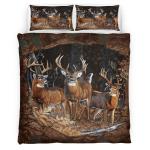 Deer Hunting 417 Bedding Set