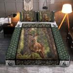 Deer Hunting 419 Quilt Bed Set