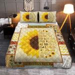 Sunslower, Love You Forever 080 Quilt Bed Set