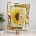 Sunslower, Love You Forever 080 Fleece Blanket