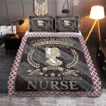 Nurse -Blood Sweat And Tears 436 Quilt Bed Set