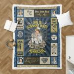 Nurse, She Is Sunshine Mixed 434 Shepra Blanket