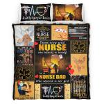 Behind Every Great Nurse Who Believes In Herself 435 Bedding set