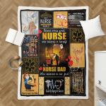 Behind Every Great Nurse Who Believes In Herself 435 Shepra Blanket