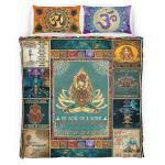 Yoga Namaste Mandala Style 405 Bedding Set