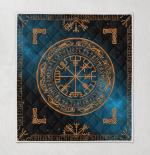 Helm Of Awe Viking 420 Quilt Blanket