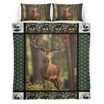 Deer Hunting 419 Bedding Set