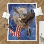 American Eagle 424 Shepra Blanket